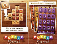 game android offline terbaik puzzle retreat