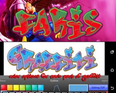 Download Aplikasi Graffiti Maker Create 3D Untuk Android