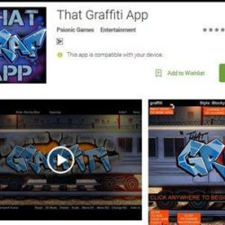 Download Aplikasi Grafifti App