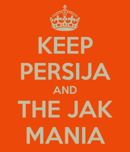 Keep Persija And The Jak Mania