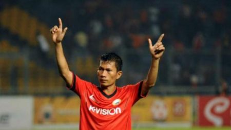 Legenda Persija Ismed Sofyan