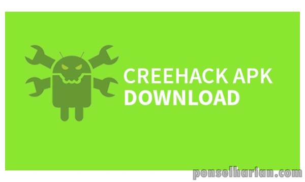 aplikasi cheat creehack apk