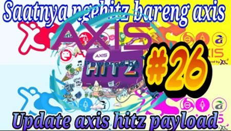 Cara Internet Gratis Axis Unlimited
