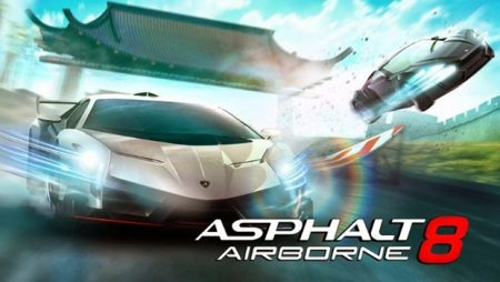 Download Game Asphalt 8 Mod Apk Lengkap