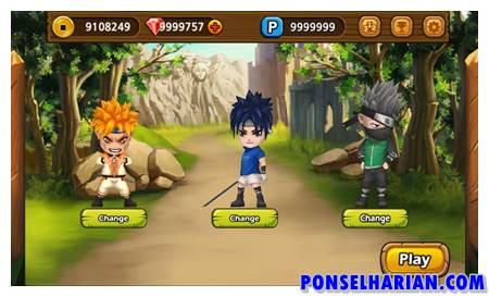 Game Naruto Ultimate Battle Ninja Dash