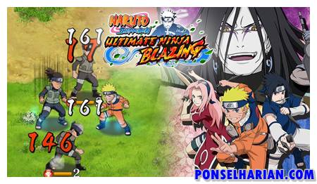 Game Naruto Ultimate Ninja Blazing