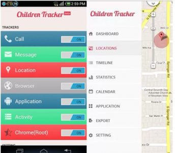 Gratis Download Aplikasi Sadap Hp Children Tracker Apk