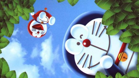 Wallpaper Doraemon HD 3D Keren