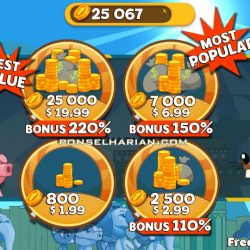 cara cheat game online android