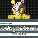 Cara Hack Coin Dan Point Line Gratis 2017