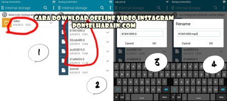 download video instagram offline