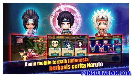 game naruto Ninja World 3D