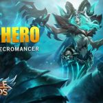 Hero Baru Vexana The Necromencer Mobile Legends