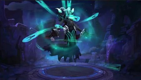 hero vexana necromancer di mobile legends
