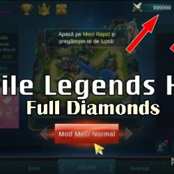 cara cheat diamond mobile legends