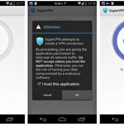 cara internet gratis super vpn tanpa root di hp android