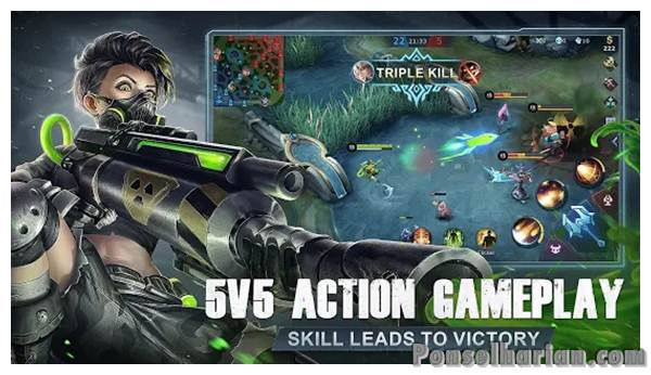 MOD Mobile Legends Apk