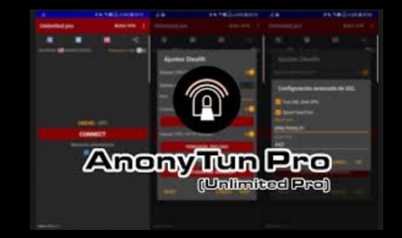 Download Anonytun Pro Apk Terbaru