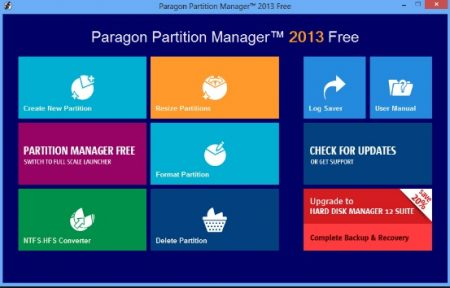 download Paragon Partition Manager