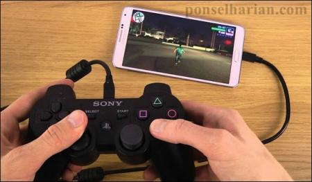 cara main game ps1 ps2 ps3 di hp android