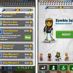 cara cheat subway surfers