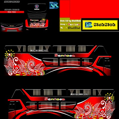 livery bussid bus tingkat 2