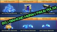 Cara Murah Membeli Diamonds Mobile Legend