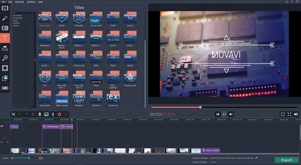 Movavi Slideshow Maker Full Version