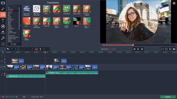 Movavi Video Editor Download Full Version