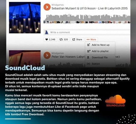 Situs Download Lagu Gratis Dan Legal
