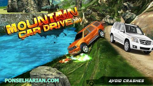 4×4 Mountain Car Driving