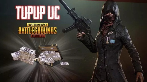 Top Up Pubg Mobile