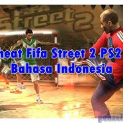 Cara Cheat Fifa Street 2 PS2 PPSPP Bahasa Indonesia